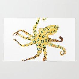 Blue-ringed Octopus (Octopussy) Rug