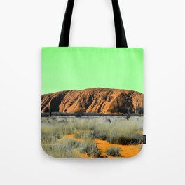 """Not So """"Red Center"""" Tote Bag"""