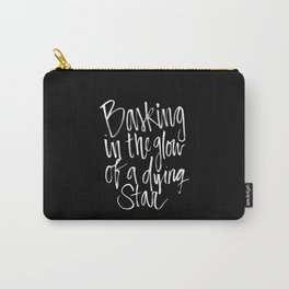 The Steven Hawking - Say Anything Carry-All Pouch