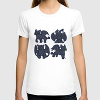 toothless T-shirts featuring Toothless  by Magen Works
