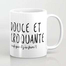 Douce & Croquante Coffee Mug