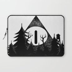 Bill Cipher: I'll Be Watching You Laptop Sleeve
