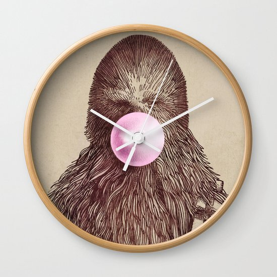 Big Chew Wall Clock