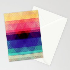 The heart of the mountain Stationery Cards