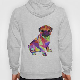 Pug Dog Molly Mops Hoody