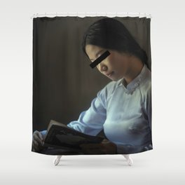Desdemona Shower Curtain