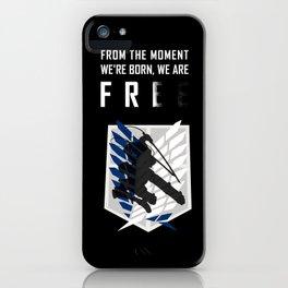 Freedom iPhone Case