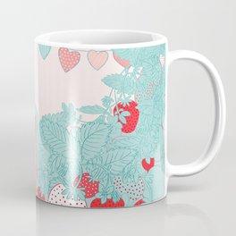 Strawberry girl Coffee Mug