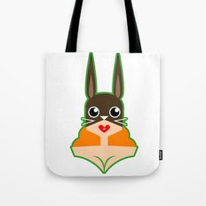 The Hare Tote Bag