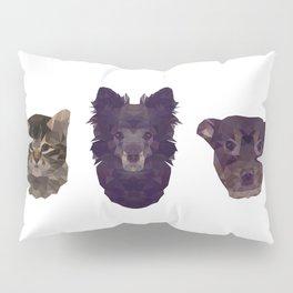 Geo Pets Pillow Sham