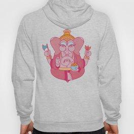 Wise Ganesha Hoody