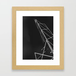Bank of China Framed Art Print