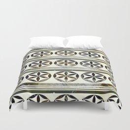Moroccan Motifs Duvet Cover