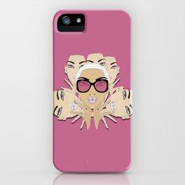 GirlZ Pink iPhone Case