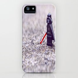 Darth lego Vader iPhone Case