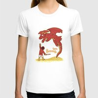 how to train your dragon T-shirts featuring How to Train your Smaug! by Loku