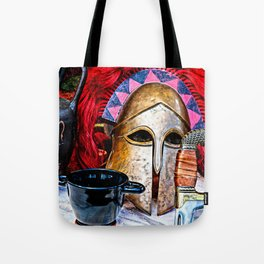 Glory of the heroic age Tote Bag