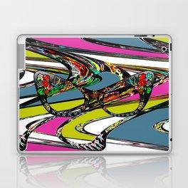 Neon Laptop & iPad Skin