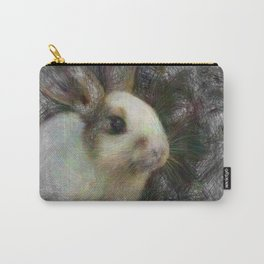 Artistic Animal Bunny 2 Carry-All Pouch