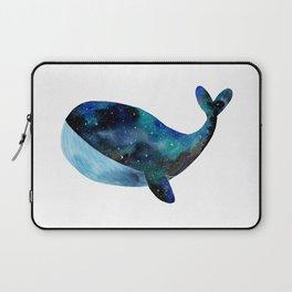 Galaxy whale Laptop Sleeve