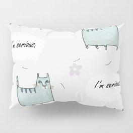 Catitude Pillow Sham