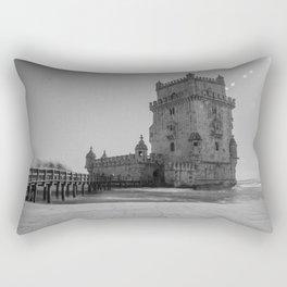 Torre de Belém, Lisbon Rectangular Pillow