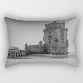 Torre de Belém, Lisbon Rectangular Pillow