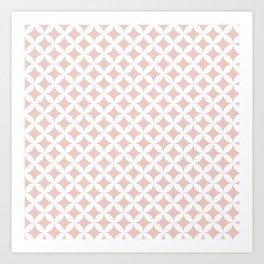 Quartzo Circles 2 Art Print