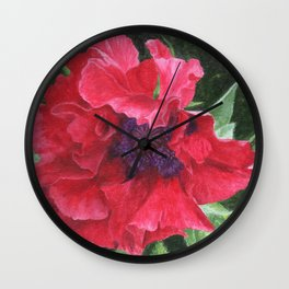 Hope by Teresa Thompson Wall Clock
