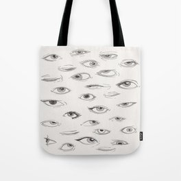 Eyes Tote Bag
