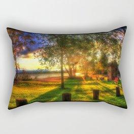 Ashland Sunrise Rectangular Pillow