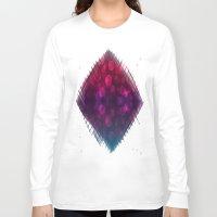 splash Long Sleeve T-shirts featuring Splash by Aloke Design