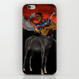 Lord of the Pocket Protectors  iPhone Skin