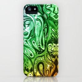 ayahuasca iPhone Case