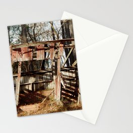 Abandoned #1 Stationery Cards