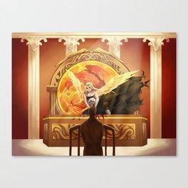 Death Sentence Canvas Print