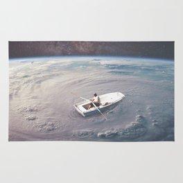 Rowing the Cosmos Rug