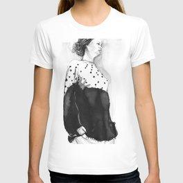 Fashion Illustration – Hana Cha S/S 2013 T-shirt