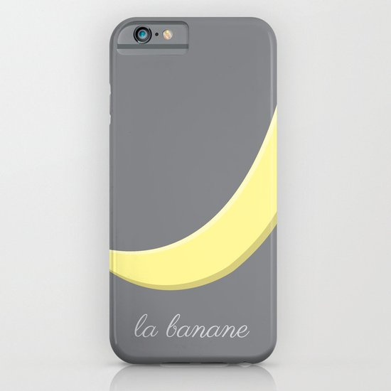 La Banane iPhone & iPod Case