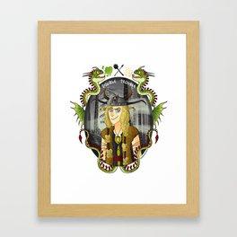 Ruffnut Thorston-Twinsanity Framed Art Print