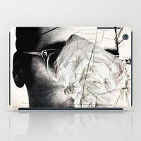 xmas iPad Cases featuring Xmas #1 by Alec Goss