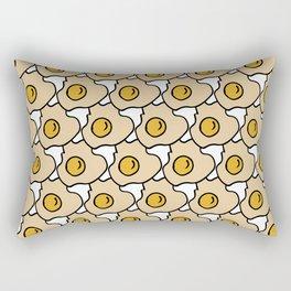 Fry Egg #homedecor Rectangular Pillow