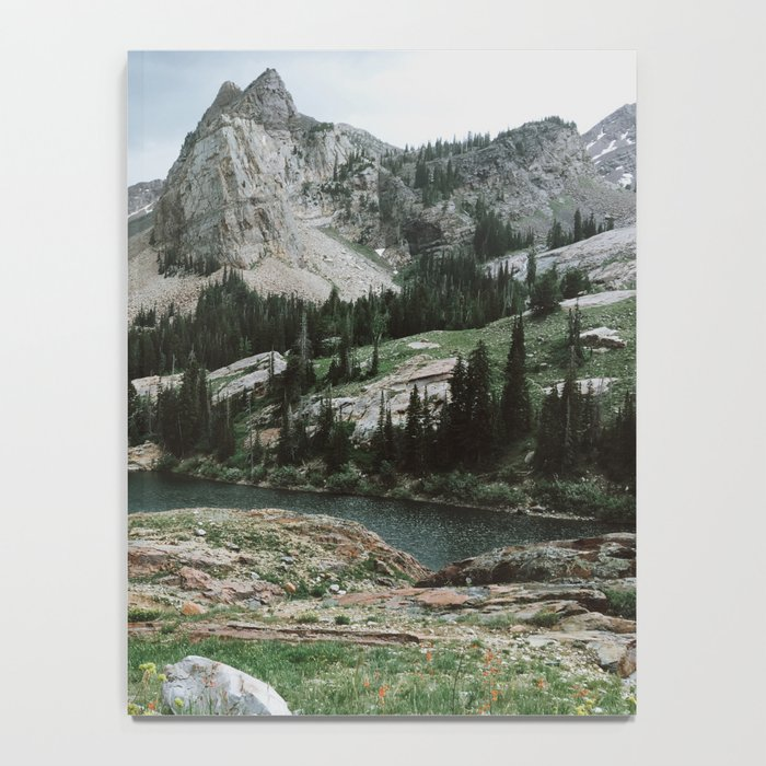 Lake Blanche Notebook