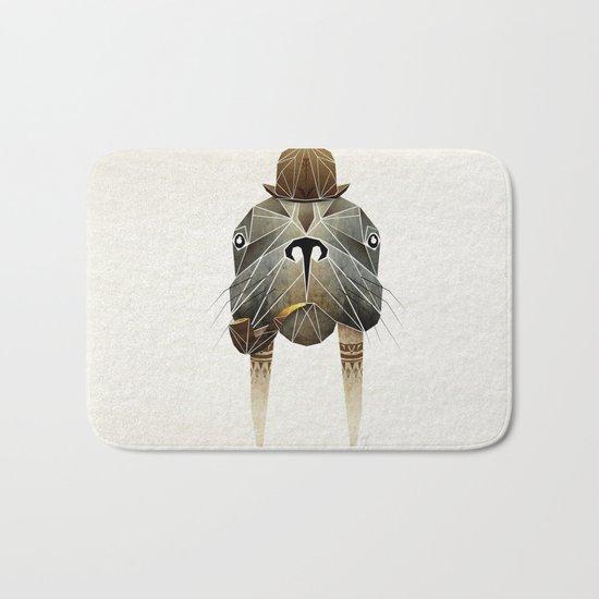 walrus Bath Mat