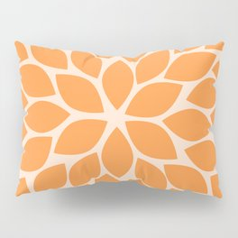 Sherbet Chrysanthemum Pillow Sham