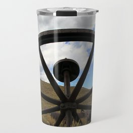 Left Behind Travel Mug