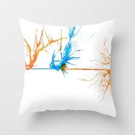 My Schizophrenia (3) Throw Pillow