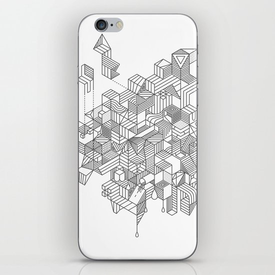 Simplexity iPhone & iPod Skin
