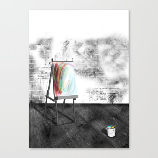 Opportunity Awaits Canvas Print