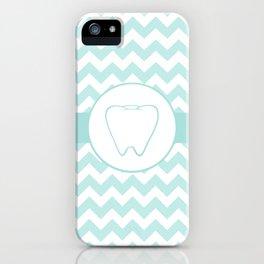 Chevron Tooth iPhone Case